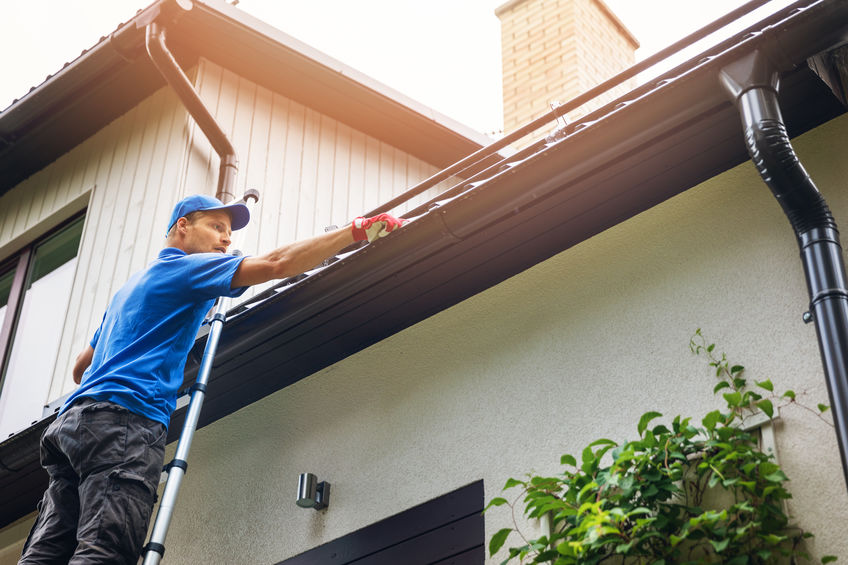 Maintaining Your Rain Gutters