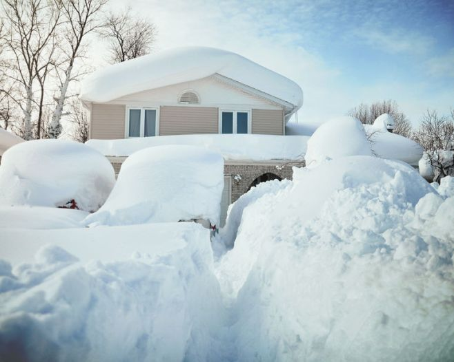 Can My Roof Handle That Much Snow?