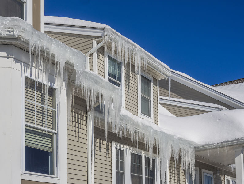 How Ice Dams Affect Your Home