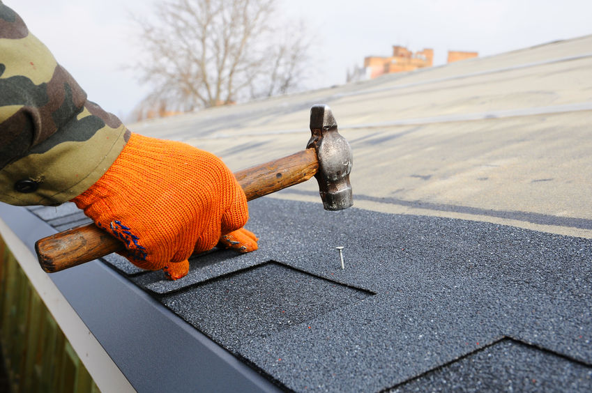 Spring is the Perfect Time to Repair Your Roof