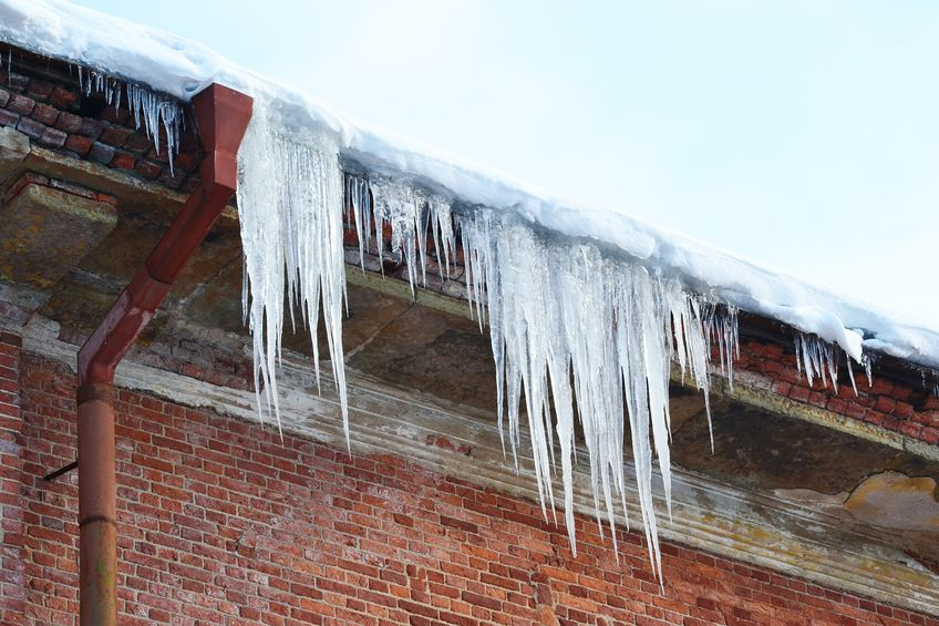 How Ice Dams Damage Your Home